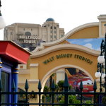 Walt Disney Studios Park Paris - Front Gate