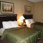 Guestroom Double Bed - Grove City Comfort Inn