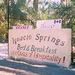 Ignacio Springs Bed & Breakfast.
