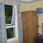 Note size of window in the room