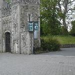  entrance at bellingham castle
