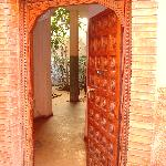 Door to Dar Pangal