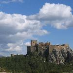  Castillo de Loarre, a few miles from Ayerbe