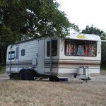 Casini Ranch Campground resmi