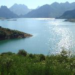 A beautiful lake in the Picos de Europa