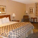 Tastefully decorated, newly refurbished rooms