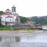 Church at Barro Estuary