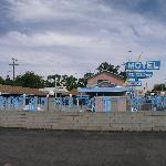 Motel from Highway 395