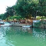  Dalyan Pension from the riverside