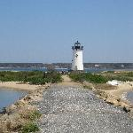 The Lighthouse at Edgartown