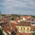  zagreb, the old city