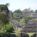 Here is Xunantunich!