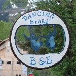  Dancing Bears sign