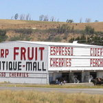 Thorp Fruit & Antique Mall located in Eastern Washinton off I-90 Exit 101