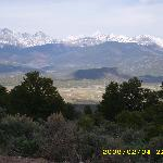  The Sangre de Cristo Mountains(May 2008)