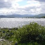 Lough Mask from Cahir Pier