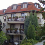 Photo de Hotel Pension Helios