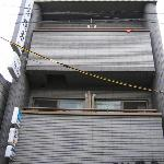 Second and third storey of ryokan