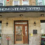 Homestead Beach Hotel resmi