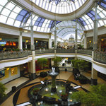 Inside at the King of Prussia Mall!