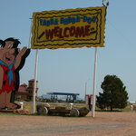 Flintstone's Bedrock City