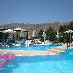 the illios pool