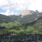  Ortisei from the gondola