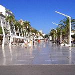 Promenade at Split waterfront