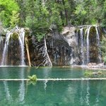 Summer at Hanging Lake, Colorado