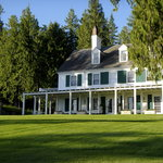 Clark House on Hayden Lake resmi
