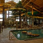 Water Park - Indoor Portion