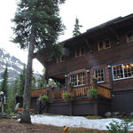  The main lodge