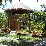 Hobbit House Bungalow especially for honeymooners