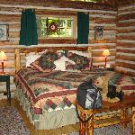 Фотография Guest House Log Cottages