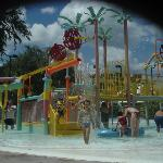 Splash park (this is the small one)
