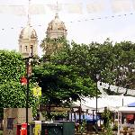 Plaza in Tlaquepaque