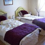 Double roon accommodation at Wyngate