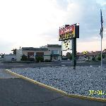 Americas Best Value El Rancho Motel Foto