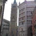  the baptistry and duomo