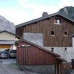 Foto de Gite Le Roc Blanc Bed & Breakfast
