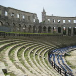 The Arena in Pula