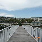  Walkway to the beautiful beach!