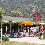 help beach bar olu deniz