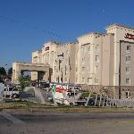 Hampton Inn & Suites Fort Worth-West/I-30 resmi