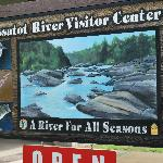 Great visitors center - perfect for kids
