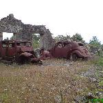 rusted cars @ Oradour