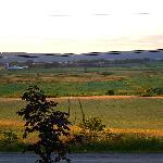 Annapolis Valley from Verandah at Carwarden