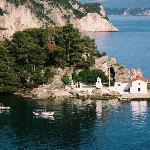 Parga little church