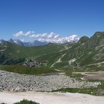  vue sur belle plagne