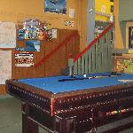  very small games room